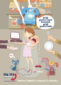 TELEFONUL COPILULUI LE RASPUNDE SI MAMICILOR