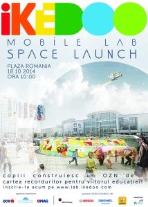 Un OZN pentru viitorul educatiei_Laboratorul IKEDOO Mobil